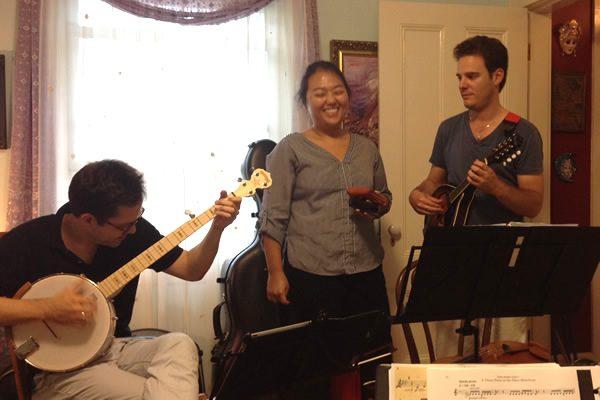 MSCM jam session