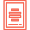 Poster icon